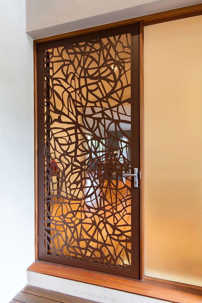 15 Modern CNC Wooden Door Designs & 15 Modern CNC Wooden Door Designs - Architecture u0026 Design pezcame.com