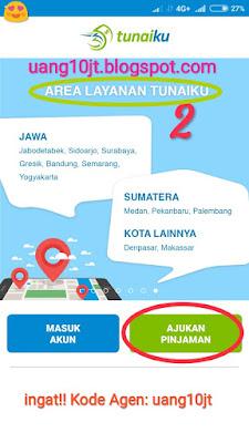 Pinjaman Tunaiku Kode Agen uang10jt Pinjaman uang Bogor