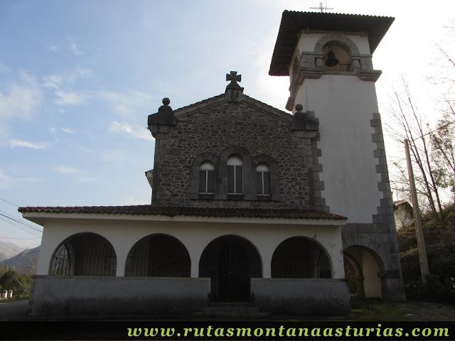 Iglesia Triongo