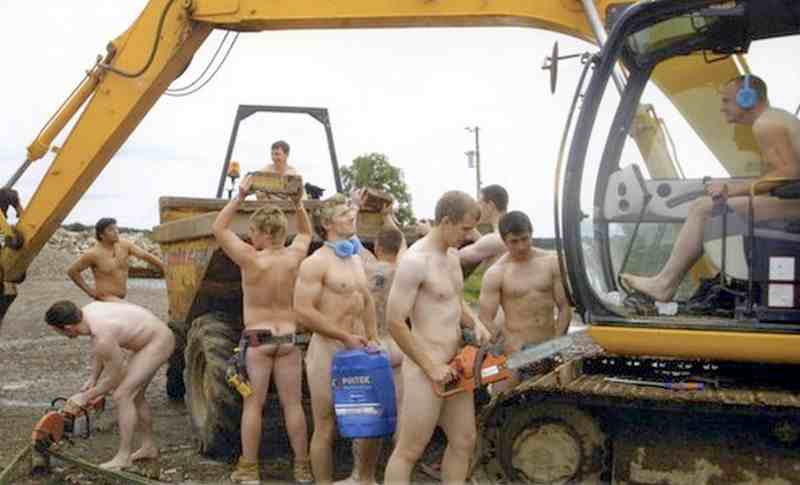 Masculine nude construction workers, milf amatuer sex cumshot boy girl