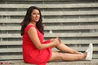 Shravya Reddy in Short Tight Red Dress Spicy Pics ~  Exclusive Pics 077.JPG