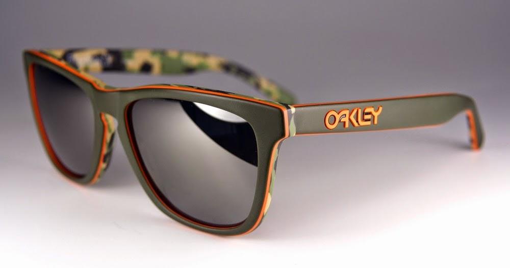 Oakley frogskins lx koston