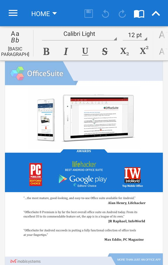 Download OfficeSuite 9 Pro APK MOD Download PDF Premium Unlocked ...