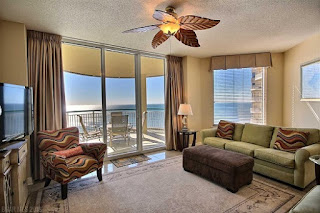 Beach Colony Condo For Sale Perdido Key FL Real Estate Unit E15C Living Room