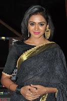 Sowjanya in Black Saree ~  010.JPG