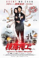 Film Agent Mr. Chan - Dong du te gong (2018)