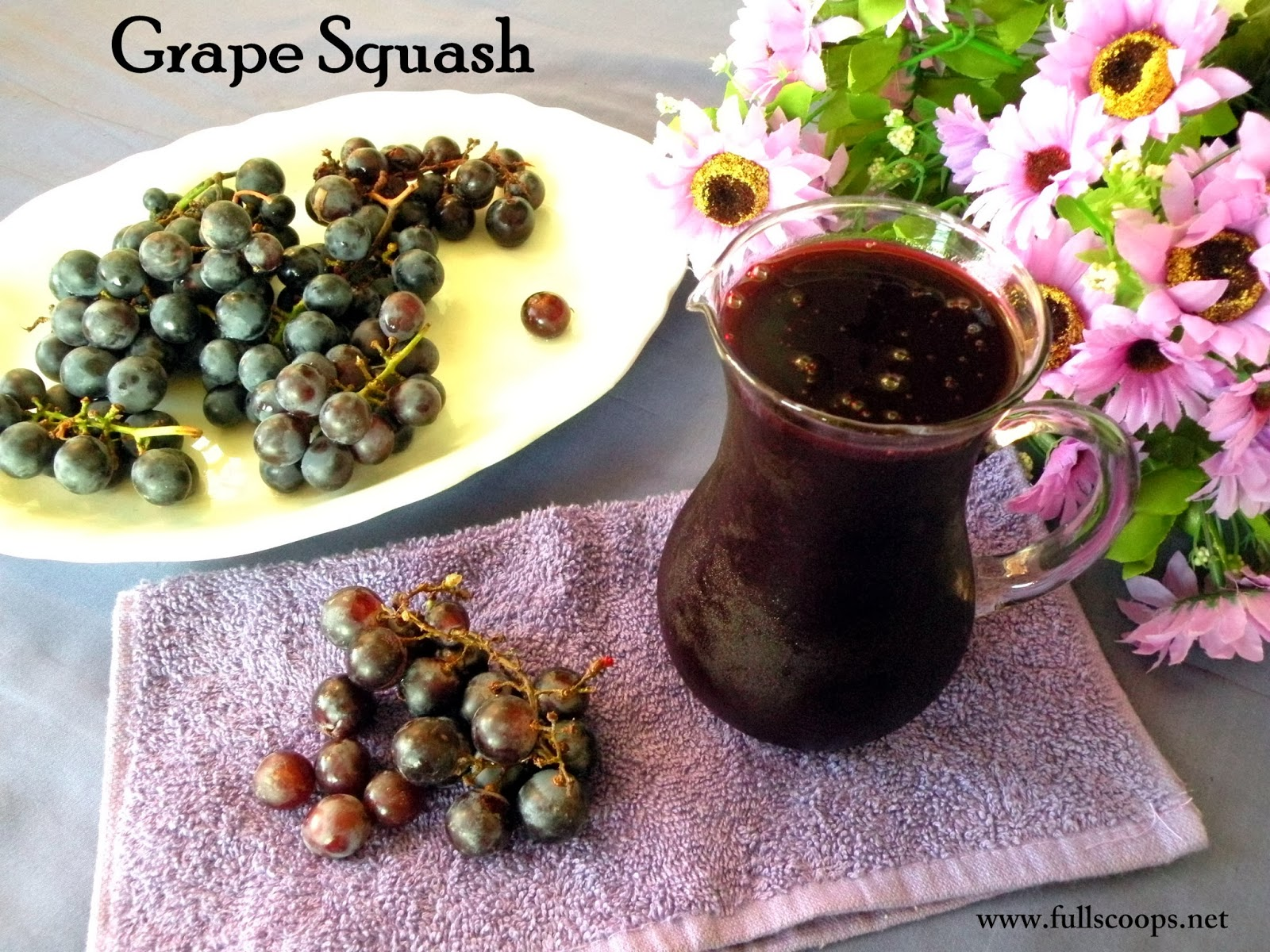 Grape Squash