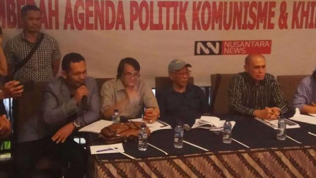 Boni Hargens: Kenapa Isu PKI Kencang di Zaman Jokowi