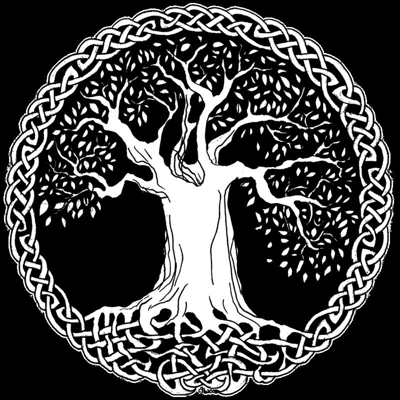 Panteón De Juda El árbol De La Vida O Crann Bethadh Significado