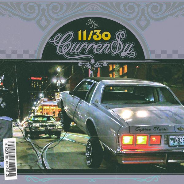 Curren$y - Andretti 11/30 Cover