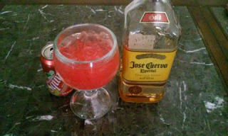 Squirtarita, Squirt, Jose Cuervo, tequila, Ruby Red Squirt, ruby red