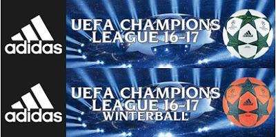 Adidas UEFA Champions League 16-17