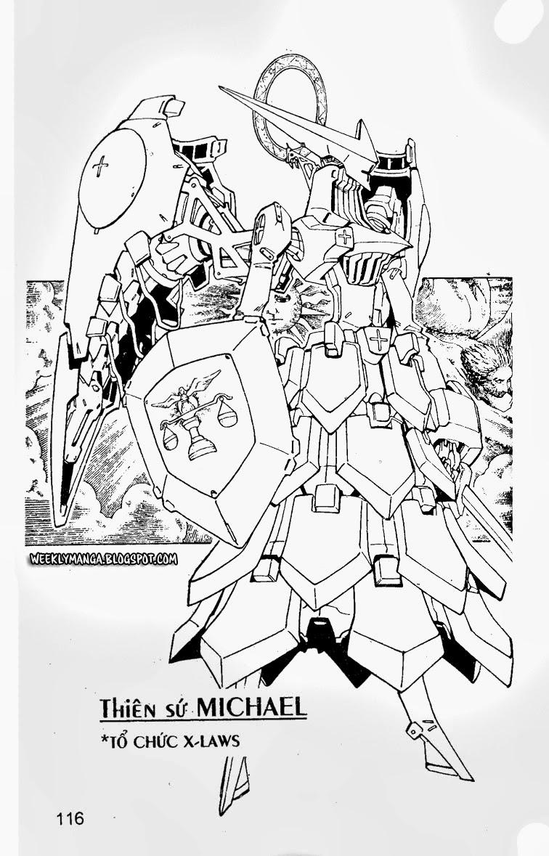 Shaman King [Vua pháp thuật] chap 103 trang 13