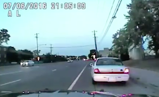 Dash Cam Video in Philando Castile Case Released