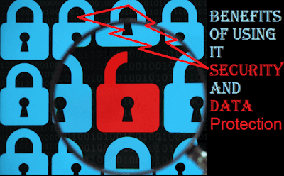Benefits of Using IT Security and Data Protection