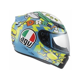jual AGV K3 Wake Up Helm
