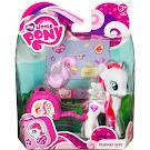 MLP Traveling Single Wave 2 Diamond Rose Brushable Pony