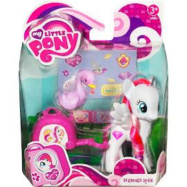 My Little Pony Traveling Single Wave 2 Diamond Rose Brushable Pony