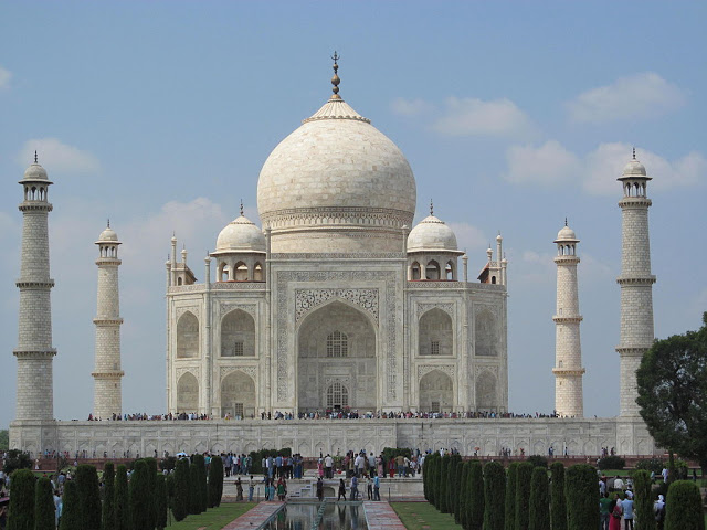 UNESCO World Heritage Sites, India - Taj Mahal, Agra