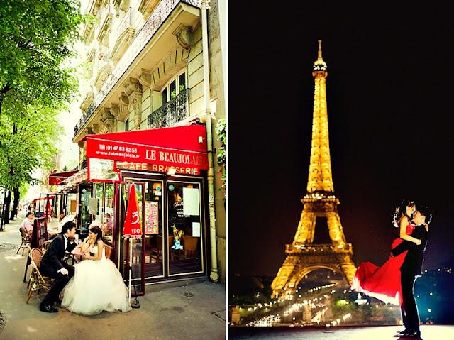 brasserie and paris