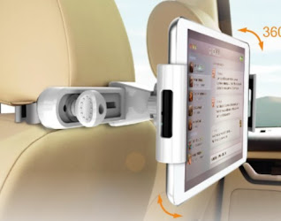 supporto auto tablet ipad