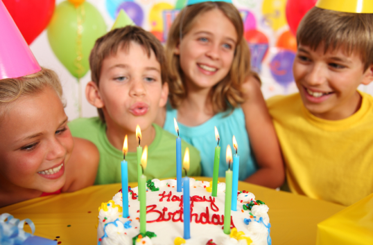 Top 5 Ways to Save Money on Your Child's Birthday Party