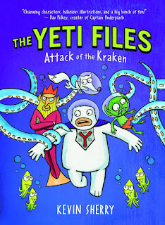Yeti Files: Attack of the Kraken