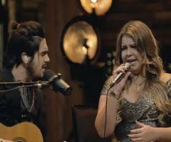 Luan Santana e Marília Mendonça lançam clipe de parceria