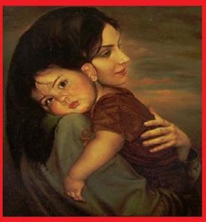 أنشودة أمي الحنون