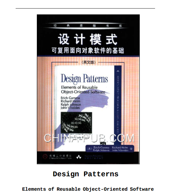 .: Hc tp :. Design patterns Elements of Reusable Object ...