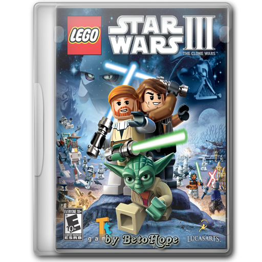 Lego Star Wars 3 The Clone Wars Full Español