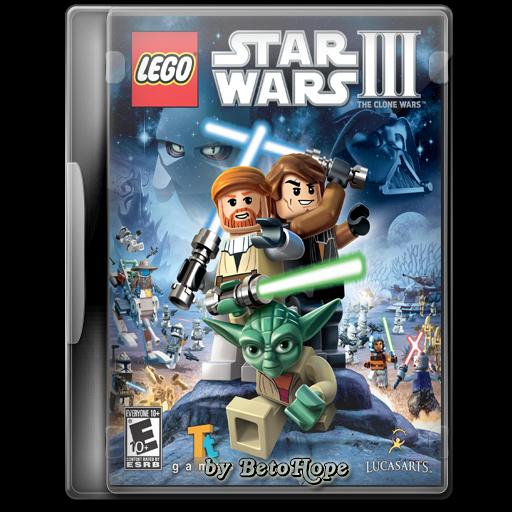 Lego Star Wars 3 The Clone Wars Full Español