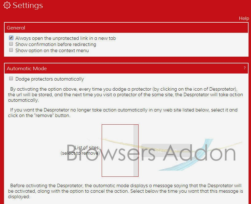 Desprotetor-de-Links_settings