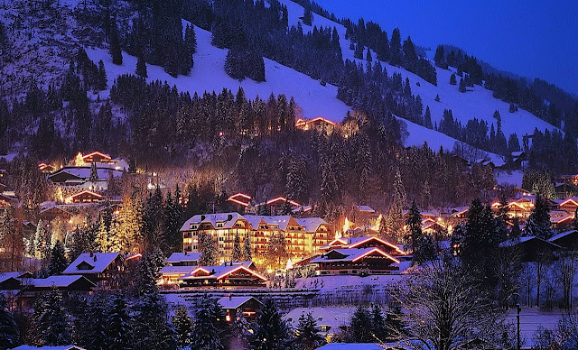 Prince Charming's Castle, Gstaad, Switzerland