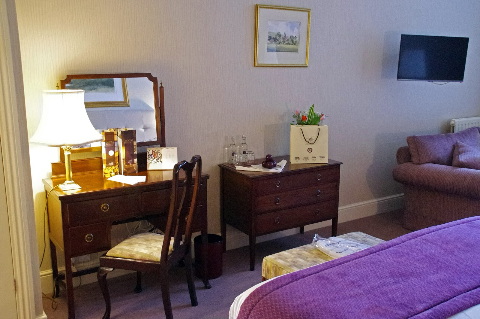 The Grand Hotel Eastbourne Suite