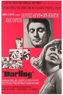 Darling, 1965, original film poster