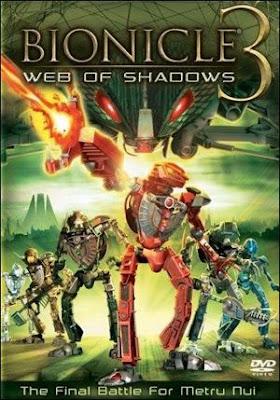 Bionicle 3: La red de las sombras – DVDRIP LATINO