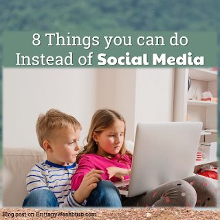 8 Things You Can Do Instead of Social Media