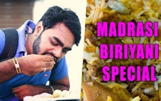 Tasty Biriyani In Chennai Revealed! Hang Out With Your Besties | Meet Your Madrasi In Episode – 01