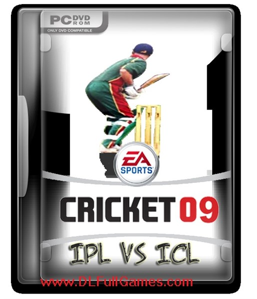 Rajasthan Royals Theme Song Free Download: EA Sports Cricket 2009 IPL Vs ICL Free Download