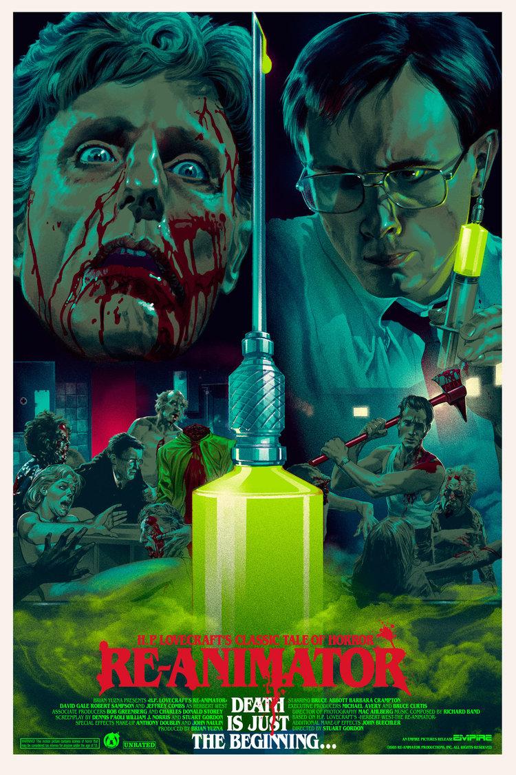 Polish horror movie posters