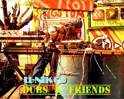 U-NIKO - Dubs & Friends (2000)