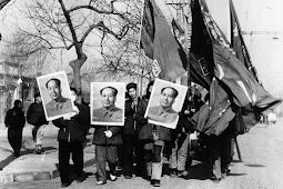 Latar Belakang Revolusi Cina