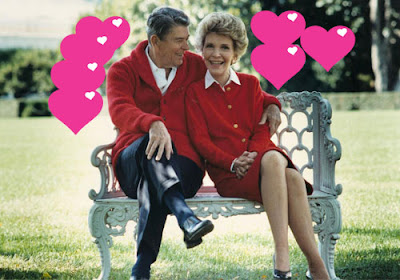 Ronald Reagan and Nancy