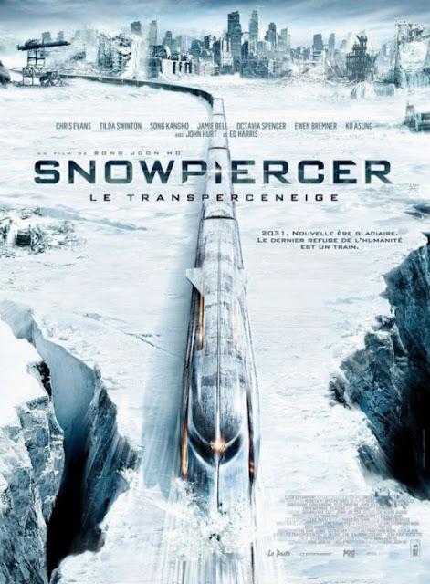 """""""Expresso  do Amanhã"""" (Snowpiercer) com Chris Evans"""