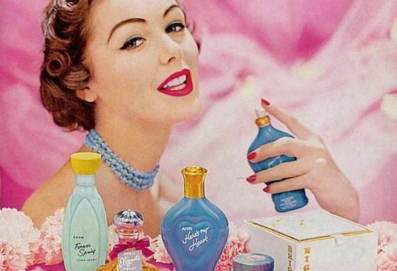 1950s Makeup history