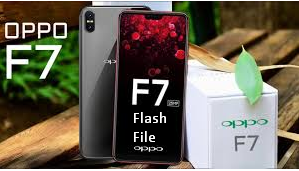 OPPO F7 CPH 1859 Stock Firmware (Flash File) Free Download
