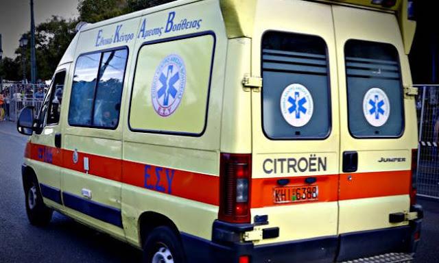 Θεσσαλονίκη: Φρικιαστικό ατύχημα για ναυτικό - Ακρωτηριάστηκε το πόδι του