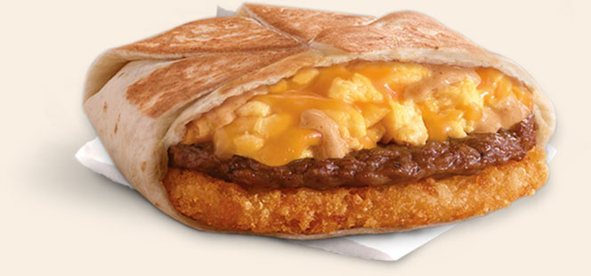 FREE A.M. CRUNCHWRAPS FROM TACO BELL THIS THURDAY NOV. 5