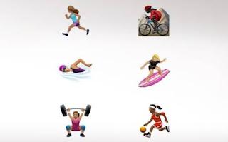 Αυτά είναι τα νέα emojis της Apple